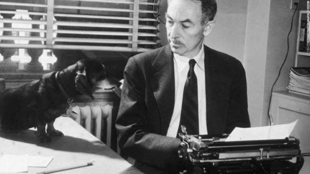 e.b. white dog quotes